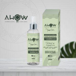 Aromatizador de Ambientes – AHOW